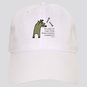 Plaid Wildebeest Cap
