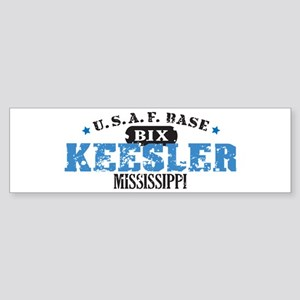 Keesler Air Force Base Bumper Sticker