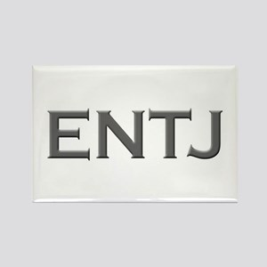 ENTJ Rectangle Magnet