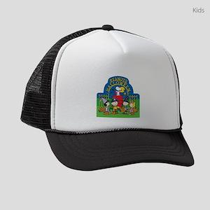 The Peanuts Gang Halloween Kids Trucker hat