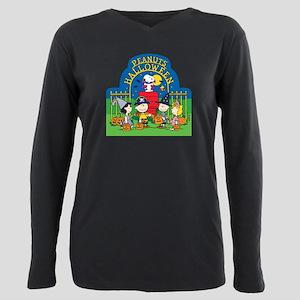 The Peanuts Gang Halloween T-Shirt