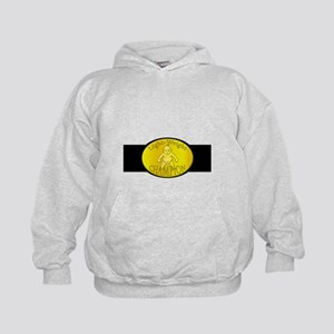 Light-Weight Champion Belt Kids Hoodie