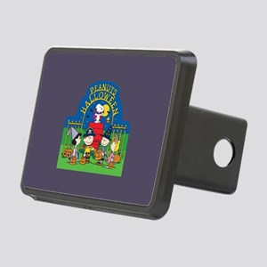 The Peanuts Gang Halloween Hitch Cover