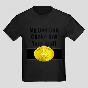 Light-Weight Champion Belt Kids Dark T-Shirt