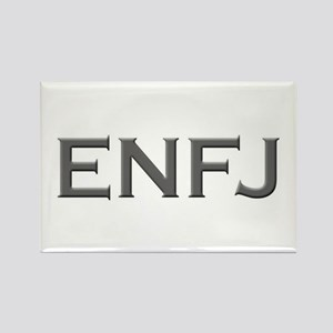 ENFJ Rectangle Magnet