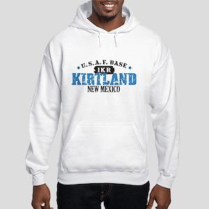Kirtland Air Force Base Hooded Sweatshirt