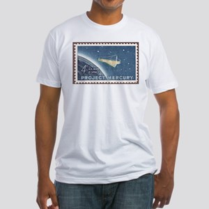 Project Mercury Fitted T-Shirt