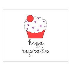 Hiya Cupcake Posters