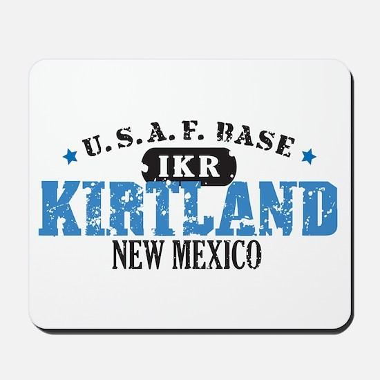 Kirtland Air Force Base Mousepad