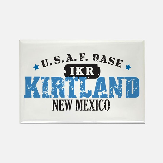 Kirtland Air Force Base Rectangle Magnet (10 pack)
