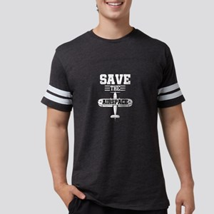 Save The Airspace Aviation Aviator Aircraf T-Shirt