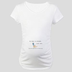 High-Tech Baby Maternity T-Shirt