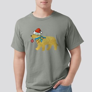 Naughty Christmas Goldendoodle T-Shirt