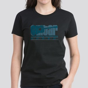 G.A.S. Acoustic Blue Women's Dark T-Shirt