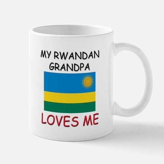 My Rwandan Grandpa Loves Me Mug
