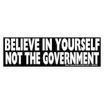 Believe in Yourself... Sticker