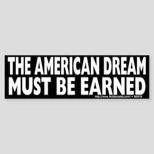 The American Dream v1 Sticker