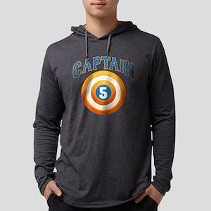 Captain America Long Sleeve T-Shirt