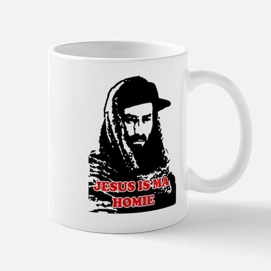 Cute Jesus is my homie Mug