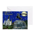 New Orleans Christmas Cards (Pk of 10)