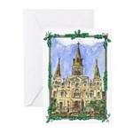 St. Louis CathedralGreeting Cards (Pk of 10)