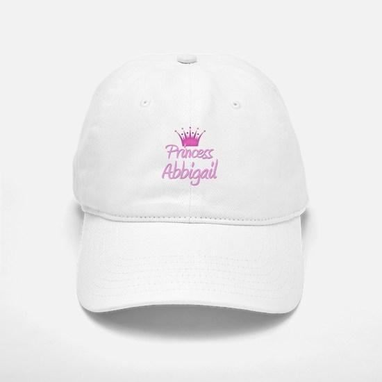 Princess Abbigail Baseball Baseball Cap