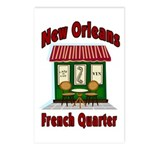 New Orleans French Quarte Postcards (Package of 8)
