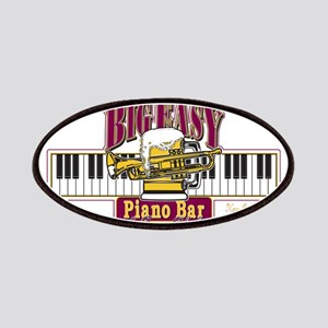 Big Easy Piano Bar Patch