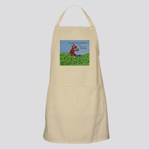 Green Grass and Donuts BBQ Apron