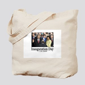 Inauguration Day 1.20.09 Tote Bag