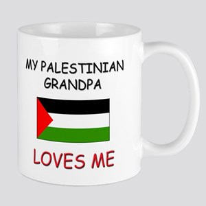 My Palestinian Grandpa Loves Me Mug