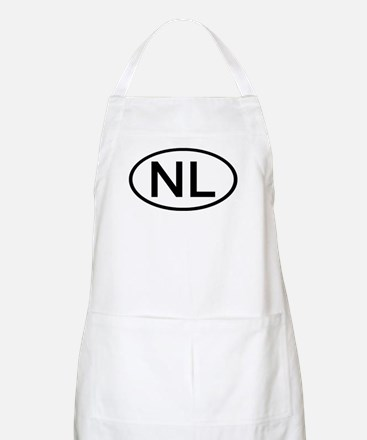 Netherlands - NL - Oval BBQ Apron