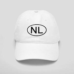 Netherlands - NL - Oval Cap
