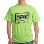 Old School Green T-Shirt