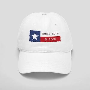 Texas Born and Bred Cap
