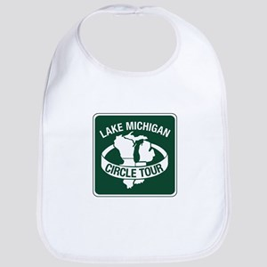 Lake Michigan Circle Tour, Wisconsin Bib