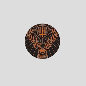 deer satan Mini Button