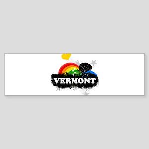 Sweet Fruity Vermont Bumper Sticker (10 pk)