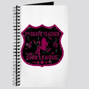 2nd Grade Teacher Diva League Journal