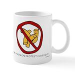 Macaroni Protest Movement Mug