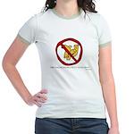 Macaroni Protest Movement Jr. Ringer T-Shirt