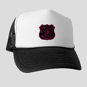 5th Grade Teacher Diva League Trucker Hat
