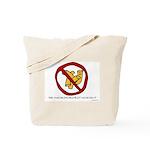 Macaroni Protest Movement Tote Bag