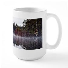 Foggy Lake Mug Mugs