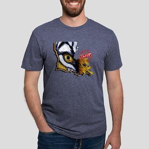 Certified Cajun Tiger Eye LA T-Shirt