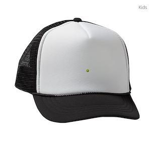 Tennis Match Kids Trucker Hats - CafePress 0dc710275ec