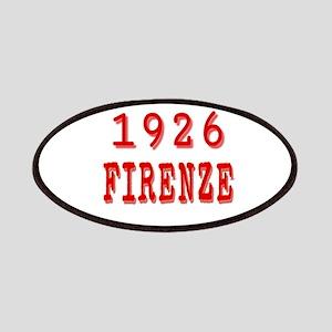 1926 FIRENZE Patch