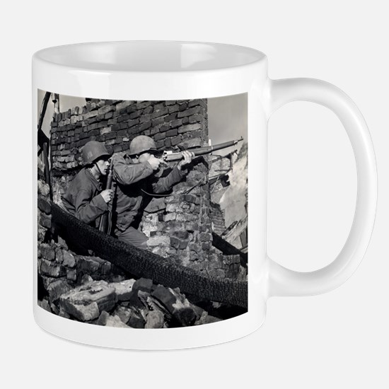 Cute World war Mug