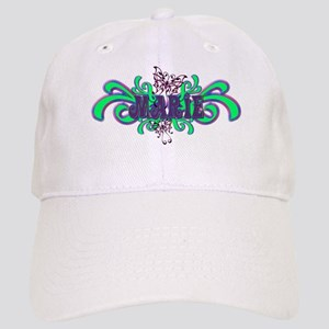 Marie's Butterfly Name Cap
