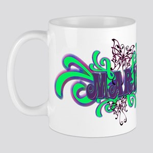 Marie's Butterfly Name Mug